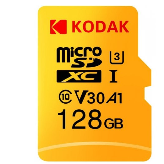 Kodak 128GB microSD memóriakártya