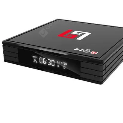 Android 10 TV BOX - 4GB RAM