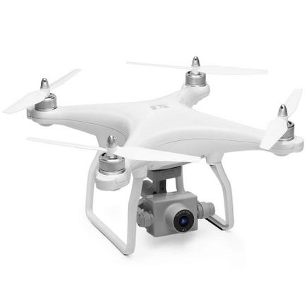 Drón, 2 tengelyes gimballal, Full HD kamerával, GPS-szel