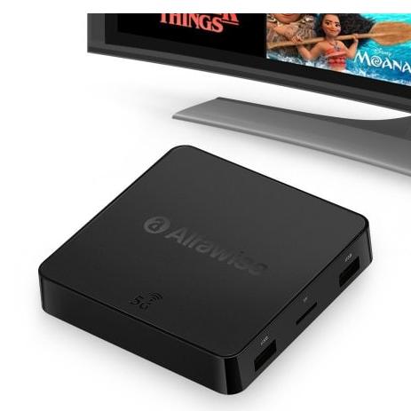 Alfawise A8 Pro médialejátszó