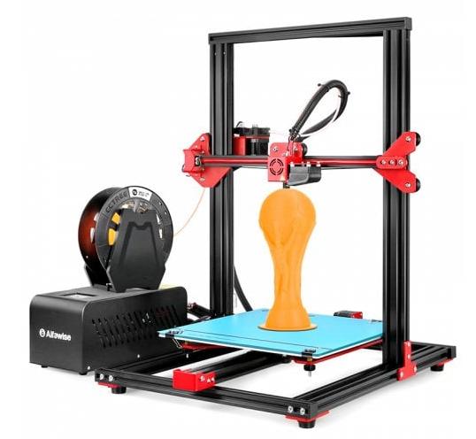 Alfawise U20 3D nyomtató