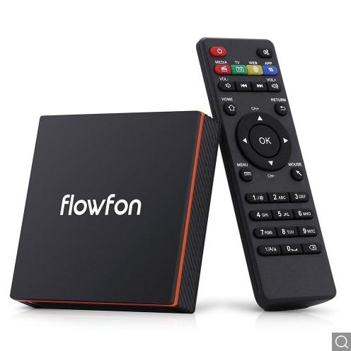 Flowfon F1 médialejátszó