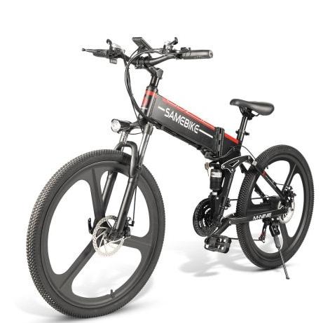 Samebike LO26 elektromos bicikli