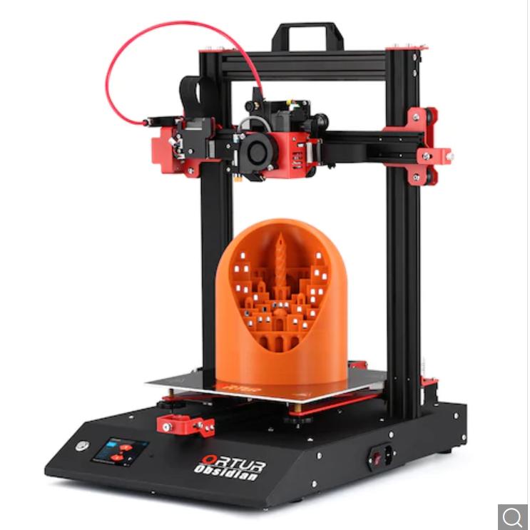 Ortur Obsidian 3D nyomtató