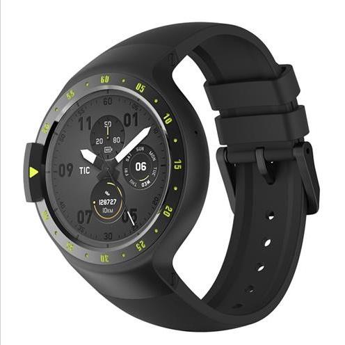 Ticwatch S strapabíró, vízálló Android Wear OS okosóra