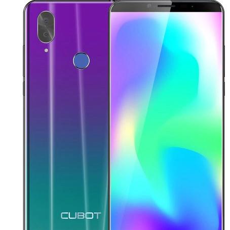 Cubot X19 S okostelefon