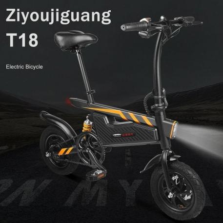 ZIYOUJIGUANG T18 elektromos bicikli