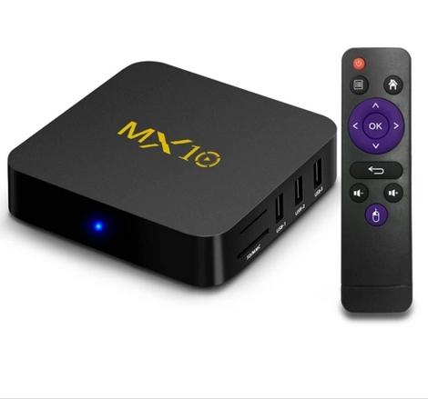 MX10 médialejátszó (TV BOX)