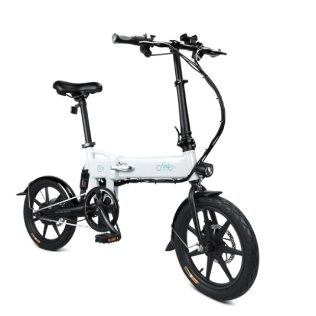 FIIDO D2 elektromos bicikli