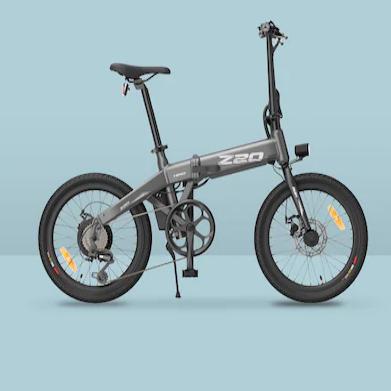 Himo Z20 elektromos kerékpár