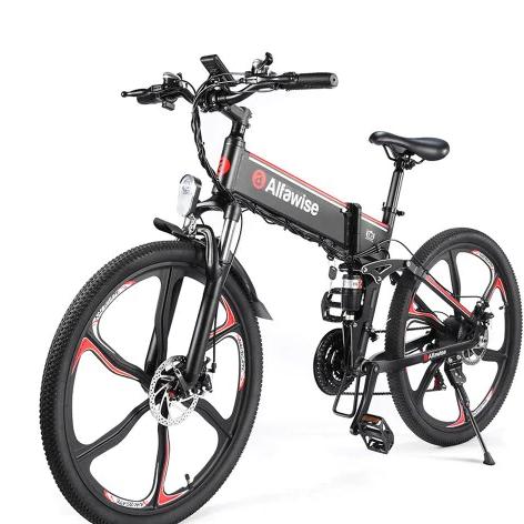 Alfawise X2 elektromos bicikli