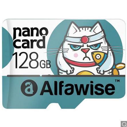 128GB-os, gyors microSD memóriakártya