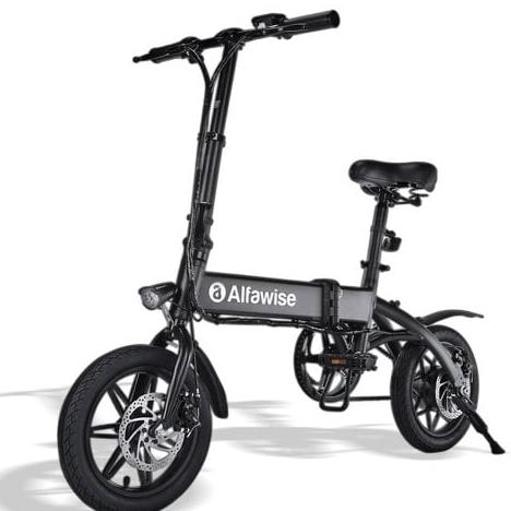Alfawise X1 elektromos bicikli
