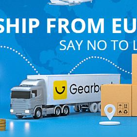 Európai raktáras leárazások, gyors és vámmentes szállítással