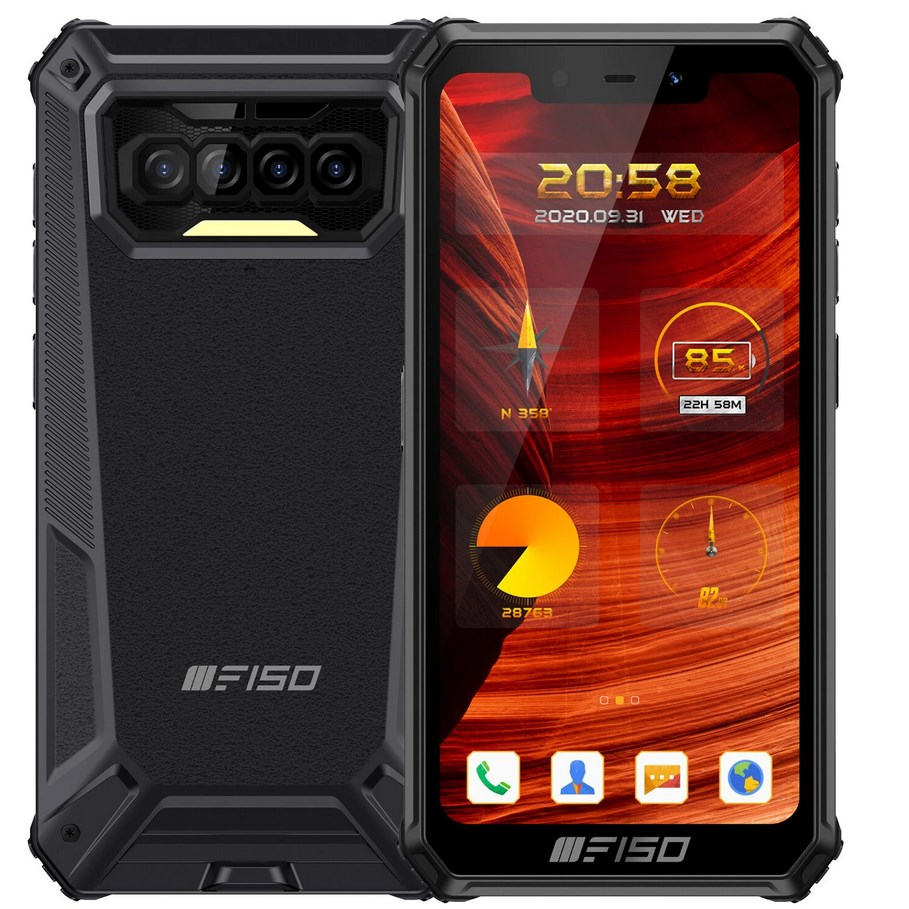 F150 B2021 strapabíró, vízálló telefon