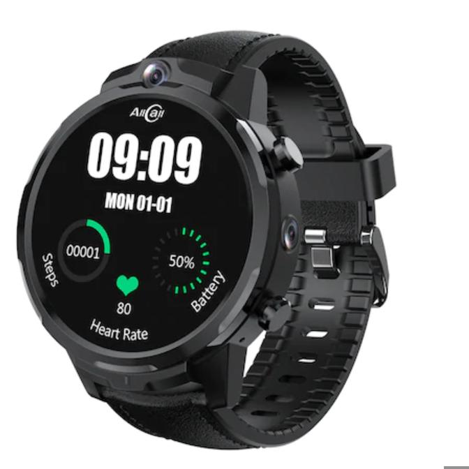 ALLCALL Awatch GT2 okosóra / telefon, Android