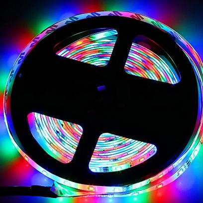 LED szalag, távirányítóval