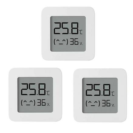 Xiaomi Mijia Bluetooth hő és páratartalom mérő
