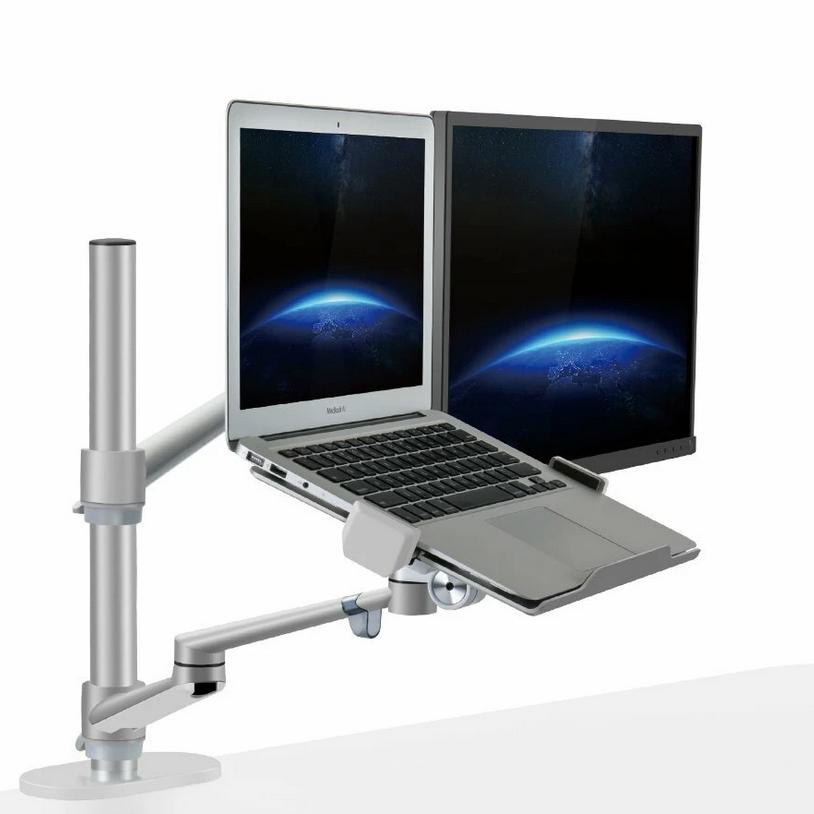 Monitor és laptop tartó