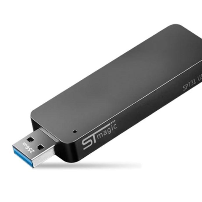 STmagic SPT31 külső SSD meghajtó - 512GB