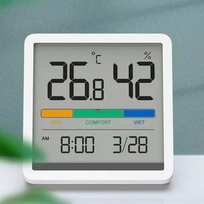 Xiaomi hőmérő és páratartalom mérő