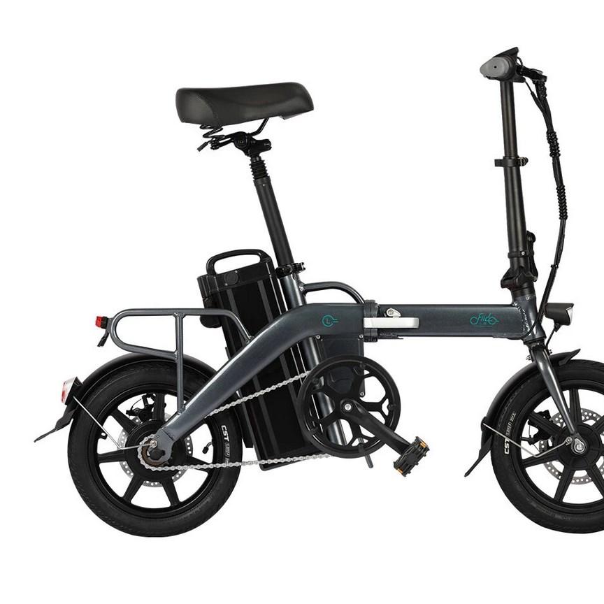 FIIDO L3 elektromos kerékpár, 130km hatótávval