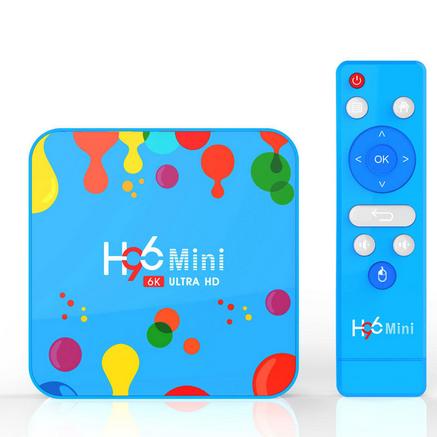 H96 Mini médialejátszó