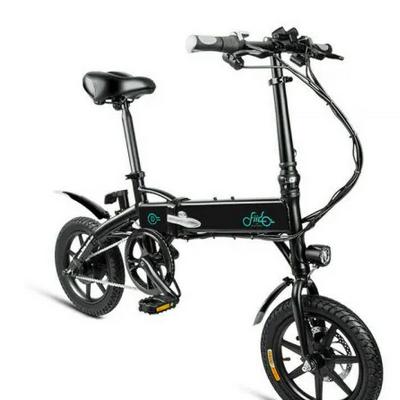 FIIDO D1 elektromos bicikli