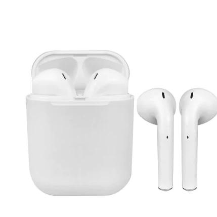 Vezetéknélküli fülhallgató érintőgombbal