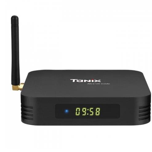 Tanix TX6-A médialejátszó