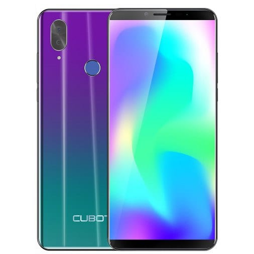 Cubot X19 okostelefon