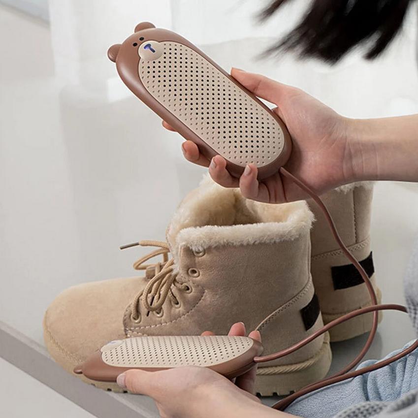 Elektromos cipő szárító