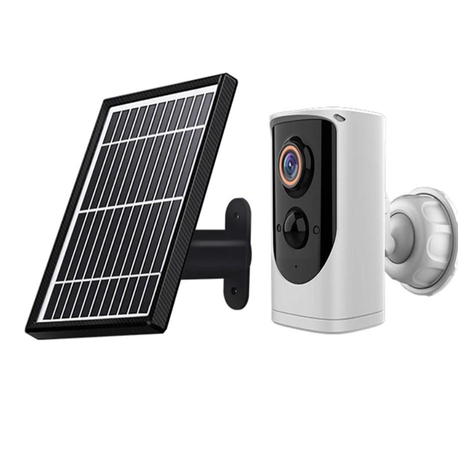 EKEN Paso biztonsági, wifi kamera, akkumulátorral, napelemmel