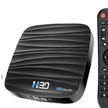 Android 10 TV Box ultraolcsón