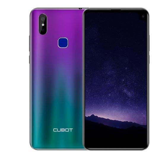 CUBOT MAX 2 okostelefon