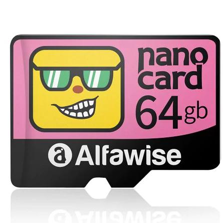 64GB, gyors microSD memóriakártya