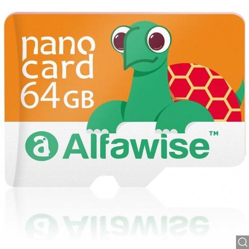 64GB-os, gyors micro SD memóriakártya