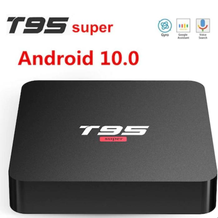 TV BOX - 2GB RAM, 7800 Ft