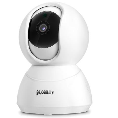 Éjjellátós, forgatható wifis Full HD kamera