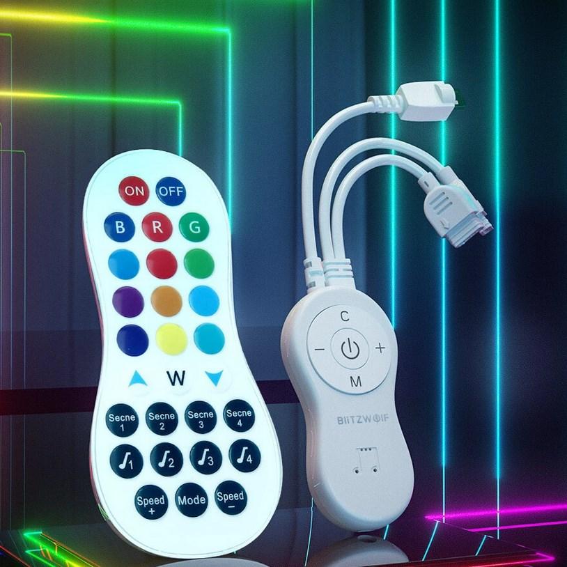 BlitzWolf BW-LC2 LED szalag vezérlő