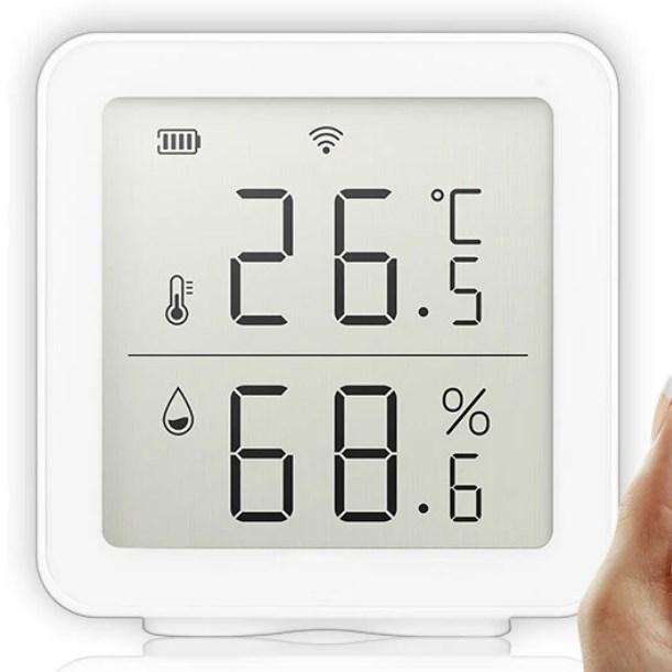Tuya WIFI hőmérő