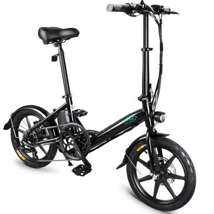 FIIDO D3 elektromos bicikli