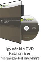 Tanulj hatékonyan oktató videóval: GIMP