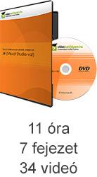 Tanulj hatékonyan oktató videóval: J# (Visual Studio-val)
