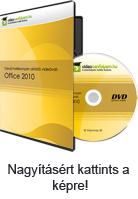 Tanulj hatékonyan oktató videóval: Office 2010