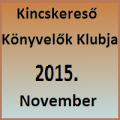 Könyvelő Klub 2015. novemberi tagság - utólag is rendelhető